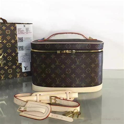 louis vuitton makeup bag monogram cosmetic handbag vanity lv bags outlet replica bags  sale