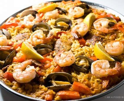 cuisiner riz vraie paëlla espagnole recette de vraie paëlla espagnole marmiton