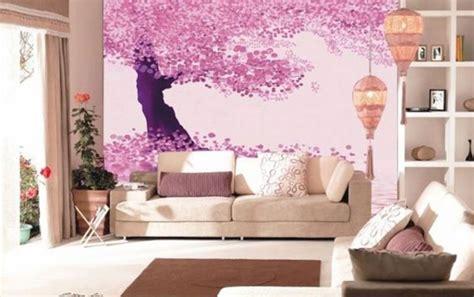 motif wallpaper dinding ruang tamu klikbuzz