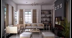 philippine, dream, house, design, , , modern, living, room