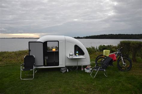 Wide Path Bicycle Camper Could Be A Micro Rv For Your E