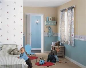 Babyzimmer Junge Wandgestaltung : raumgestaltung kinderzimmer junge ~ Eleganceandgraceweddings.com Haus und Dekorationen