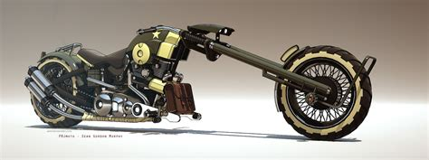 More Dieselpunk Pictures