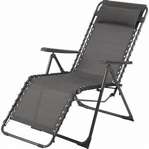 Chaise Relax Jardin : fauteuil relax jardin ~ Teatrodelosmanantiales.com Idées de Décoration