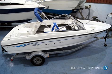 Bayliner Bowrider Boat Cover by Bayliner 175 Bowrider For Sale Uk Ireland At Gulfstream