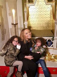 Mariah Carey Shares 39Pre Easter39 Photo Of Twins At The