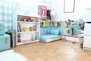 Aménagement Chambre Enfant : amenagement chambre bebe montessori ~ Dode.kayakingforconservation.com Idées de Décoration
