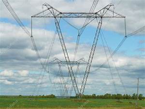 High voltage power lines — Stock Photo © Regisser_com #6756606