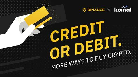 Yes, you can buy bitcoin with a credit card, although it's not as simple as providing your credit card information to the website. How to Add/Deposit Money into Binance in 2020 | Cryptocurrency, Bitcoin business, World news video