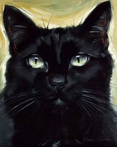 Paintings From the Parlor: Cleopatra - Black Cat Commissed ...