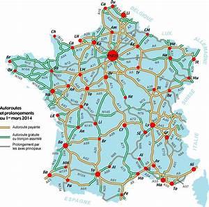 Carte France Autoroute : carte de france france carte des villes r gions politique routes ~ Medecine-chirurgie-esthetiques.com Avis de Voitures