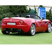 International Fast Cars Alfa Romeo 8c Spider