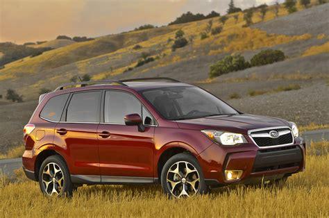 Subaru Forester by 2014 Subaru Forester Autoblog