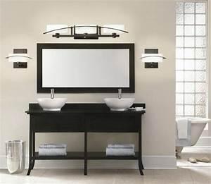 salle de bain comment choisir le bon eclairage With comment bien éclairer un miroir de salle de bain