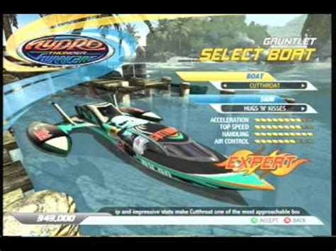Boat Names Starting With X by Hydro Thunder Hurricane Boat Engines And Stats