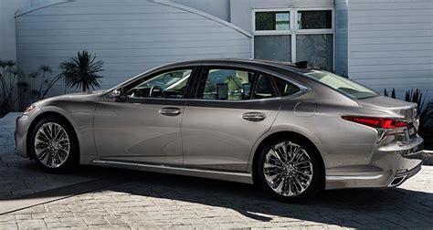 lexus luxury car preview 2018 lexus ls luxury sedan consumer reports