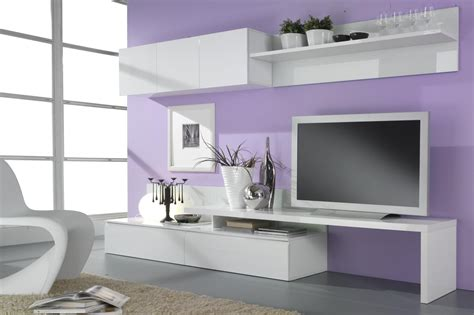 composition tv murale design laqu 233 e blanche cannelle banc tv ensemble meuble tv salon