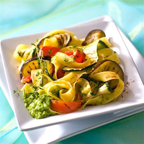 recette cuisine legumes tagliatelles aux légumes facile et pas cher recette sur