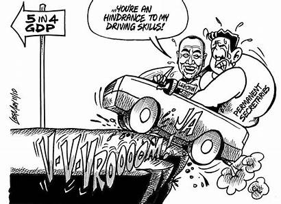 Jamaica Cartoon Monday November Gleaner Thursday