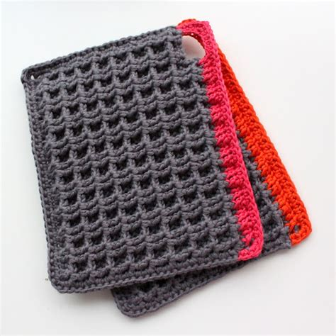crochet potholders 38 best images about h 230 kl og strik on pinterest potholders crochet purses and chunky knit