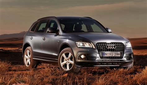 audi q5 luxury suv range updated for 2014 photos