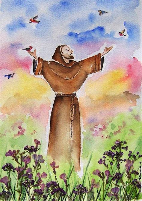francois d assis espoused to him st francis of assisi