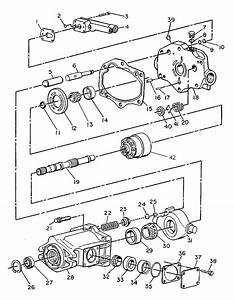 What Type Of Hydraulic Pump And System Does A D4h