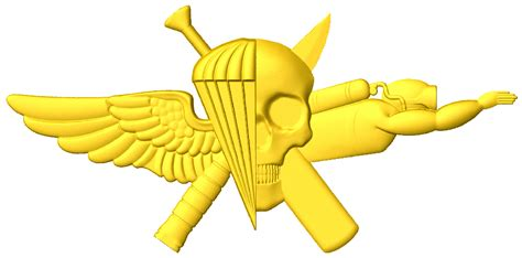 Cnc Military Emblems Branch Selection