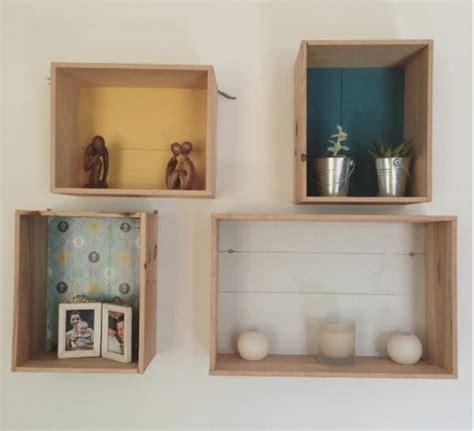 fabriquer ses meubles de cuisine soi m麥e etagere en bois a faire soi meme maison design bahbe com