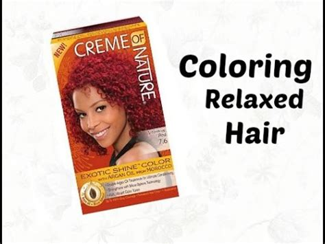 Coloring Relaxed Hair by Styling Relaxed Color Treated Hair Feathered Bangs Doovi