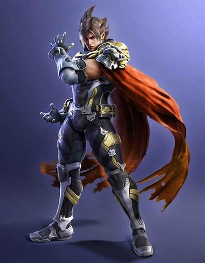 Tekken Lars Alexandersson Character Cg Fighter Renders