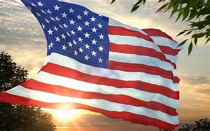 Flag American Usa Under America Walldiskpaper Wallpapers