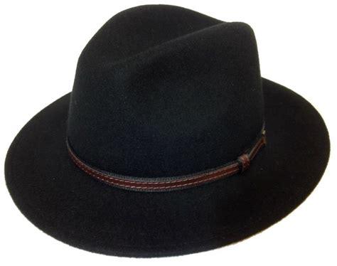 cap lavello hattar faustmann lavello pinch crown svart