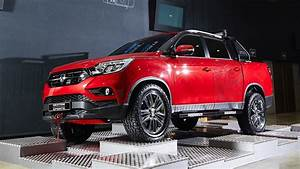 New 2018 Ssangyong Musso Revealed In Korea