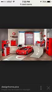 Race, Car, Bedroom, For, Little, Boys