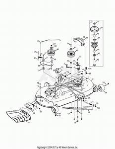 Craftsman 26 Hp 54 Lawn Tractor Parts Manual