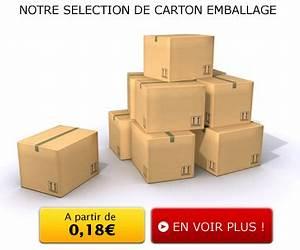 Ou Acheter Des Cartons : ou trouver des cartons pour colis ~ Dailycaller-alerts.com Idées de Décoration