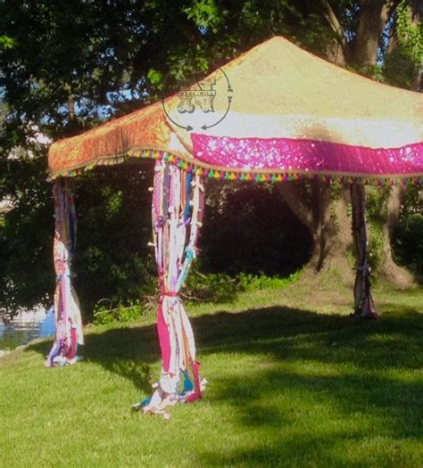 hippie canopy hippie canopy cover bohemian market tent junk gypsy by necihill inspiration pinterest