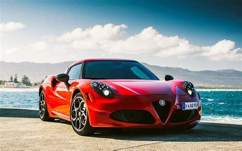 El Alfa Romeo 4c Coupé Dirá Adiós En 2019