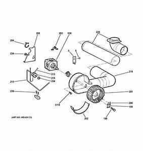 Ge Dsks333ec2ww Dryer Parts