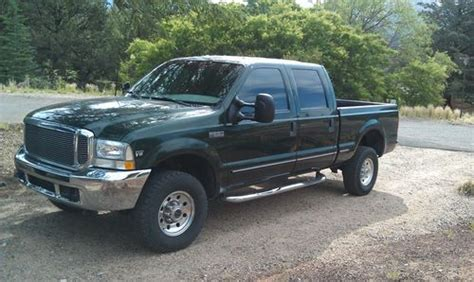 automobile air conditioning repair 1999 ford f250 user handbook buy used 1999 ford f 250 super duty xlt super duty 7 3 l diesel 4x4 crew cab excellent in sedona