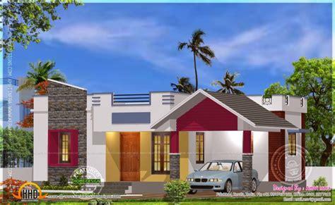 Home Design 900 Sq Feet : 2 Bhk Modern Home Design At 900 Sq Ft