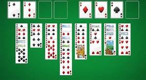 Kaartspel Patience Spelen