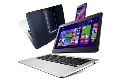 asus transformer book v hybrid runs windows 8 1 and