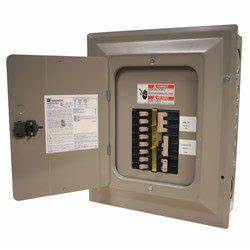 Residential Manual Transfer Switches Technical