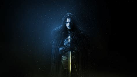 Game Of Thrones Desktop Game Of Thrones Wallpaper Jon Snow No Text By Rocklou On Deviantart