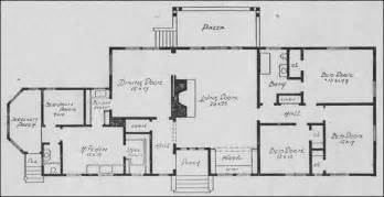 surprisingly bungalow floor plan planning the bungalow henry l saylor 1911 house