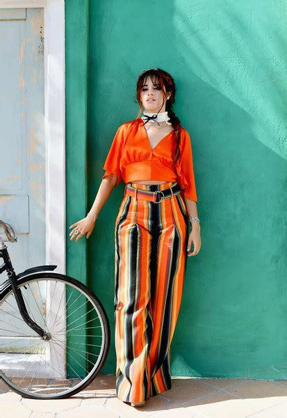 Camila Cabello Crop Top Newest Looks Stylebistro