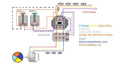 direct online starter animation diagrams electrical online 4u