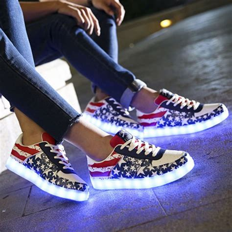 light up sneakers for adults light up shoes